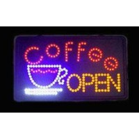 Coffee Led Bar Signs