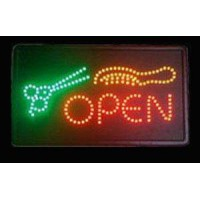 Hairdress Led Open Signs