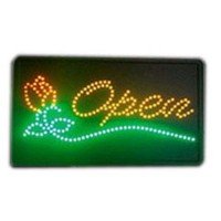 Led Open Signs For Flower Business