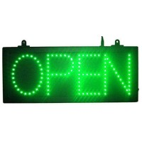 Single Color Led Open Sign