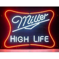Miller High Life Neon Beer Sign