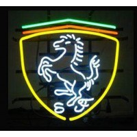 Ferrari F1 Racing Neon Sign