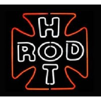 Hod Rod Neon Sign