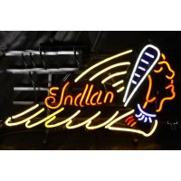 Indian Motorcycle Neon Sign