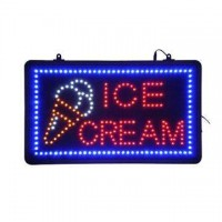 Ice Gream Led Sign