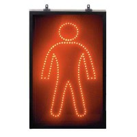 Led Signs for Toilet