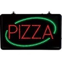 Pizza LED Sign